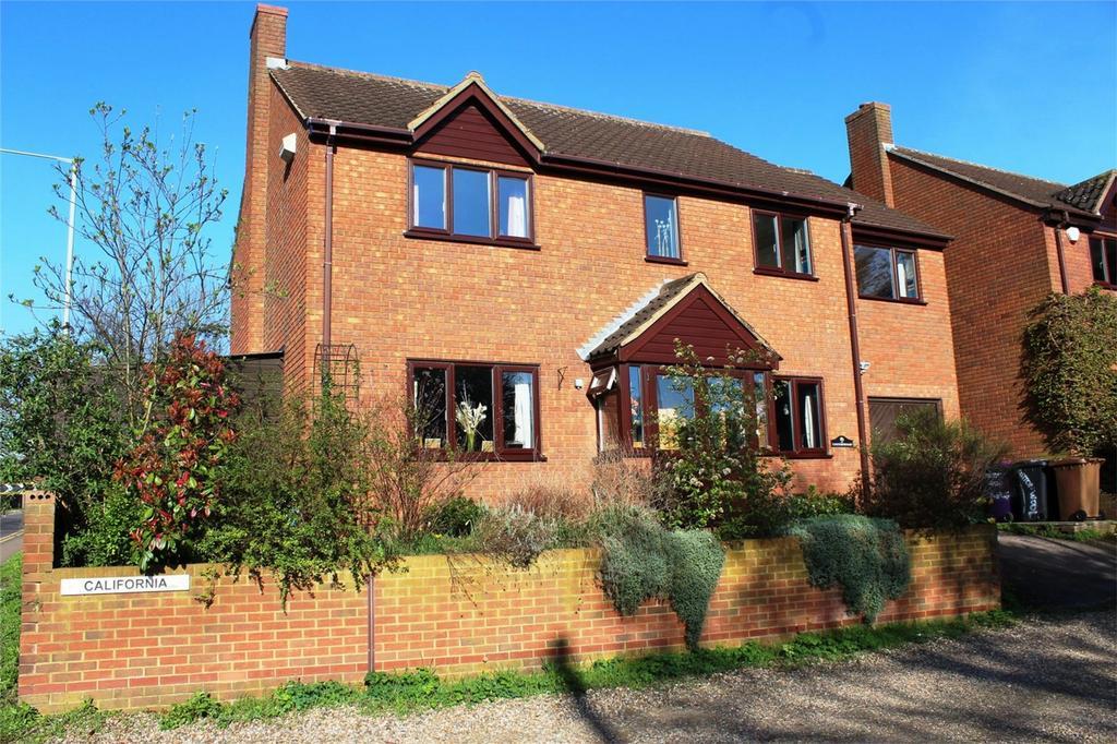 4 Bedrooms Detached House for sale in California, Baldock, Hertfordshire