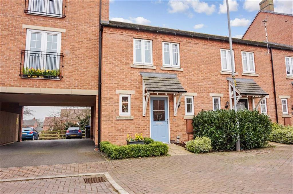 3 Bedrooms Mews House for sale in Kibworth Harcourt