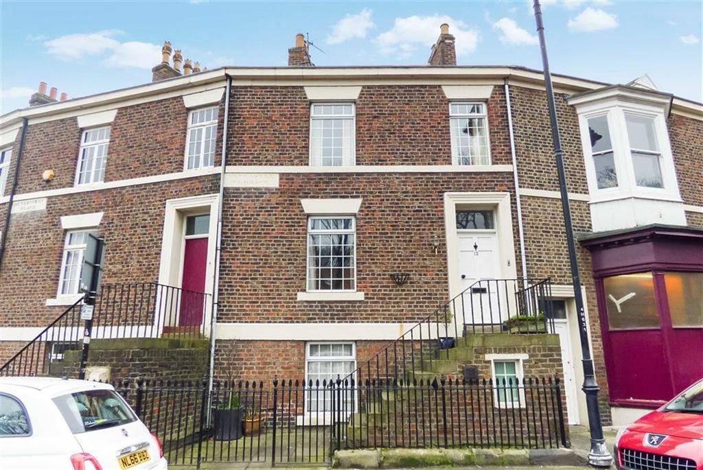 4 Bedrooms Terraced House for sale in Huntingdon Place, Tynemouth