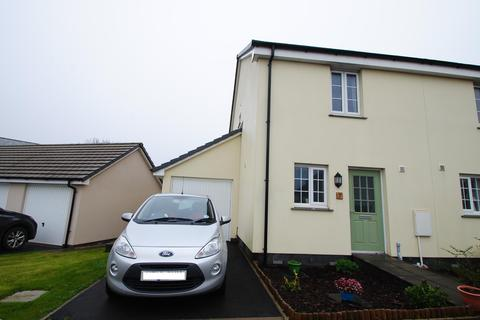 2 bedroom semi-detached house to rent - Hillpark, Buckland Brewer