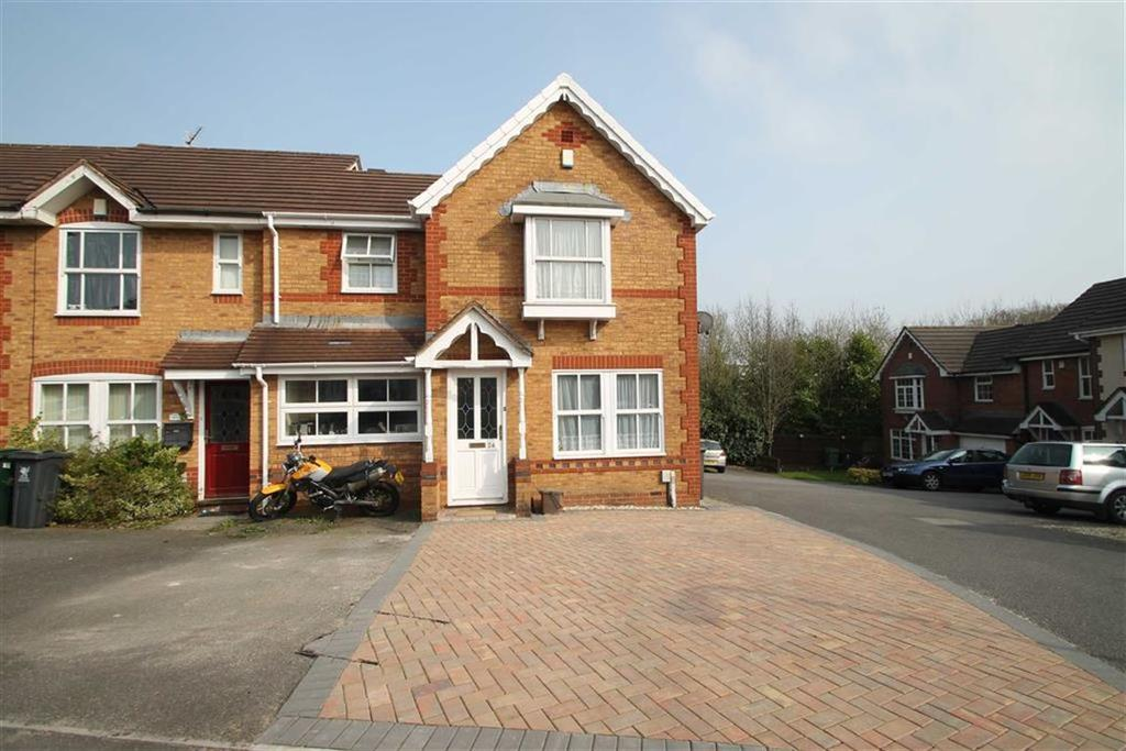 3 Bedrooms End Of Terrace House for sale in Greenacre Drive, Pontprennau, Cardiff
