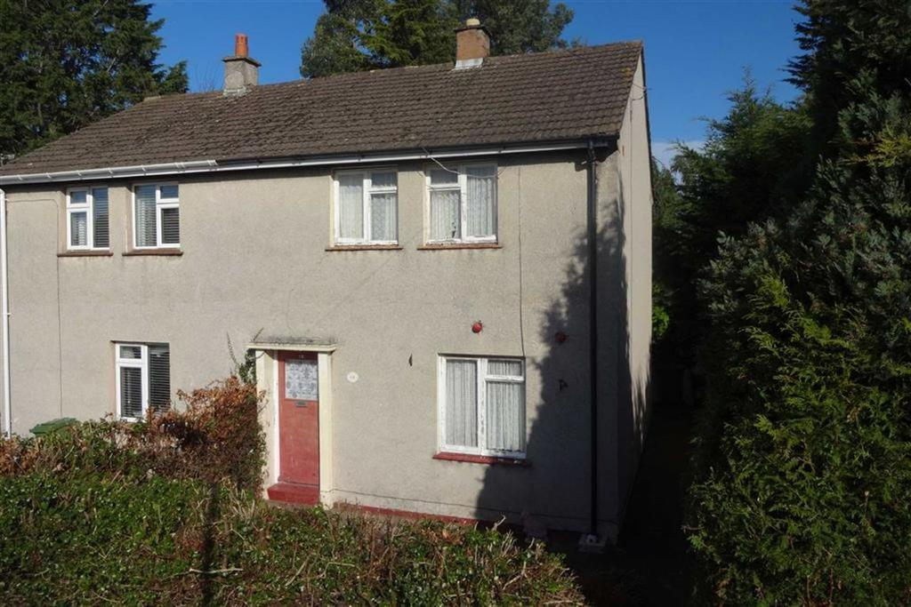 2 Bedrooms Semi Detached House for sale in Haulfryn, Ruthin