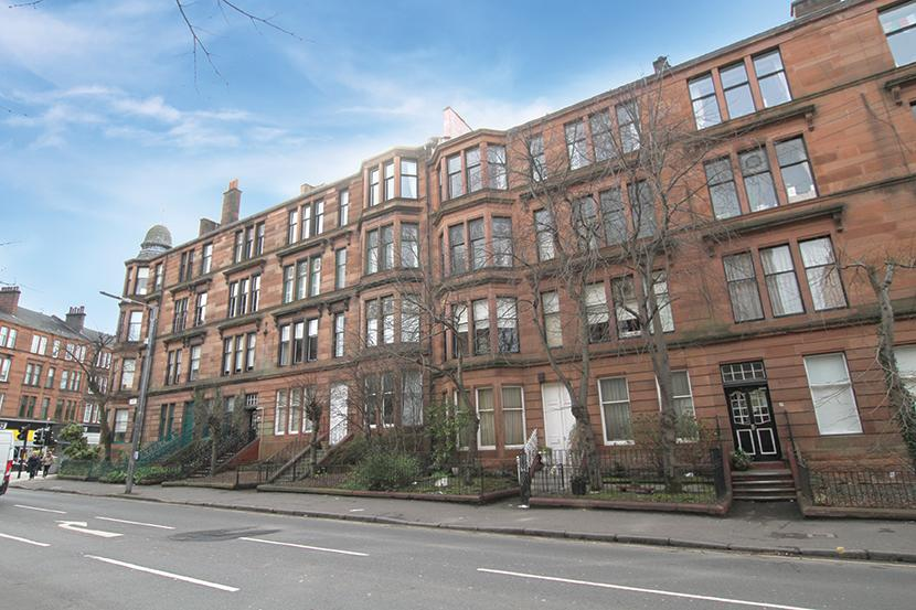 3 Bedrooms Apartment Flat for sale in 9 Clarence Drive, Hyndland, G12 9QL