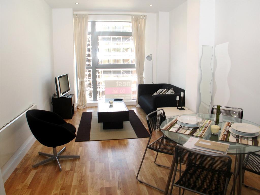 1 Bedroom Flat for sale in Roberts Wharf, Neptune Street, Leeds, West Yorkshire, LS9