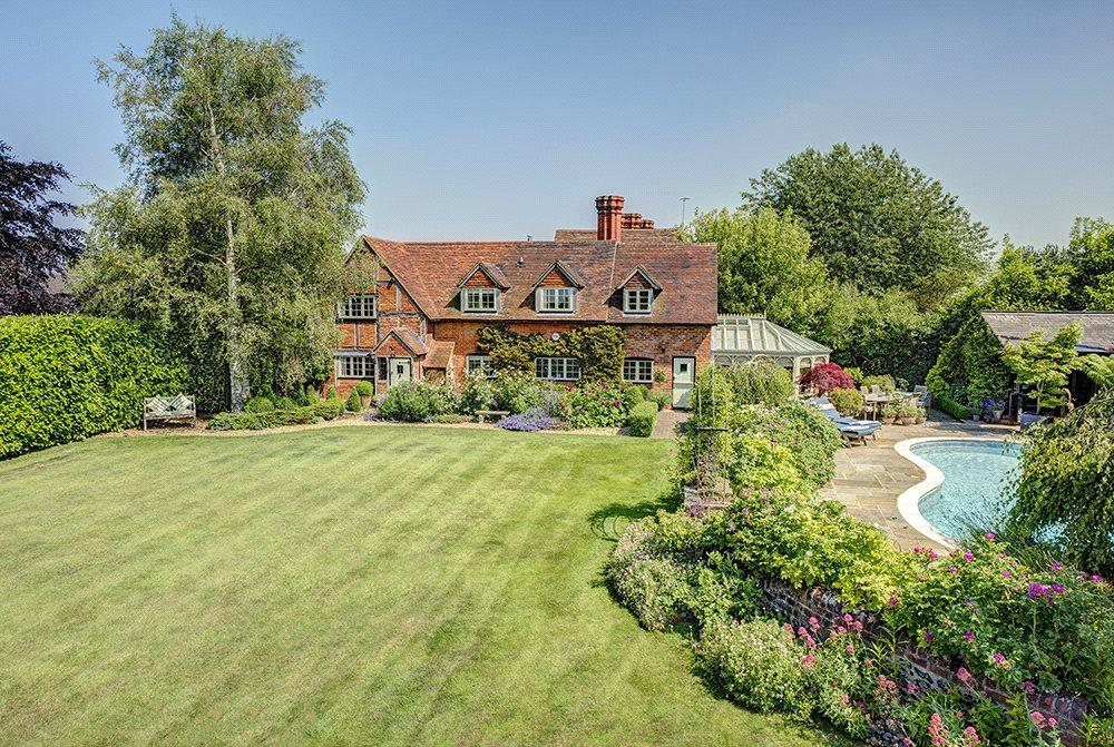 4 Bedrooms Detached House for sale in Bockmer End, Marlow, Buckinghamshire, SL7