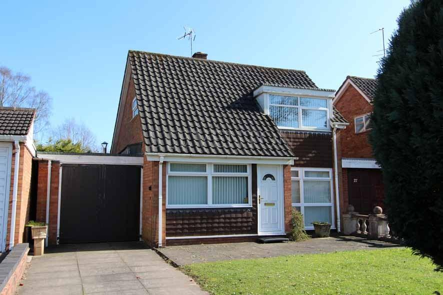 2 Bedrooms Link Detached House for sale in Finchfield Hill, Finchfield, Wolverhampton