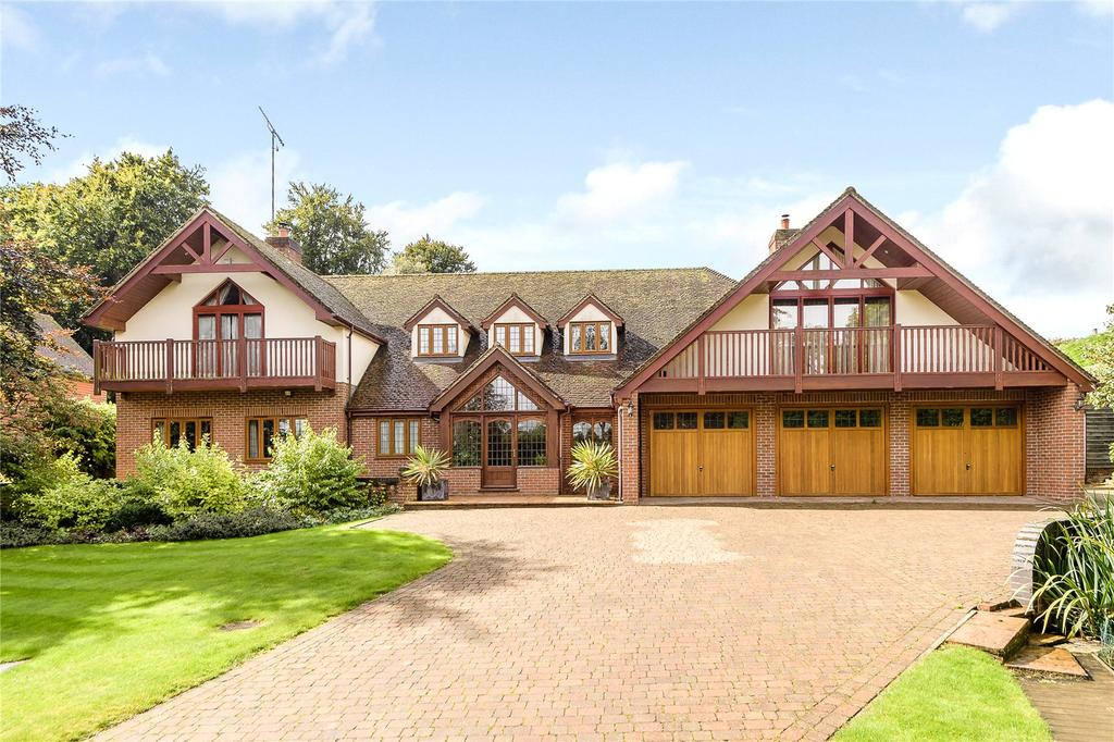 7 Bedrooms Detached House for sale in Moulton Road, Kennett, Newmarket, Suffolk