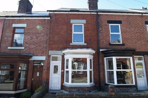 2 bedroom terraced house to rent - 27 Plymouth Road. Abbeydale, Sheffield S7 2DE