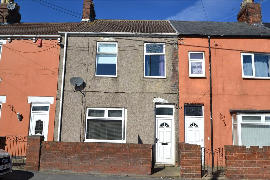 3 Bedrooms Terraced House for sale in Church Street, Wheatley Hill, Co.Durham, DH6