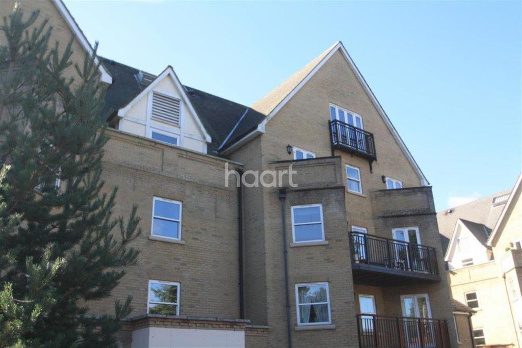 2 Bedrooms Flat for sale in St Marys Road, Ipswich, IP4