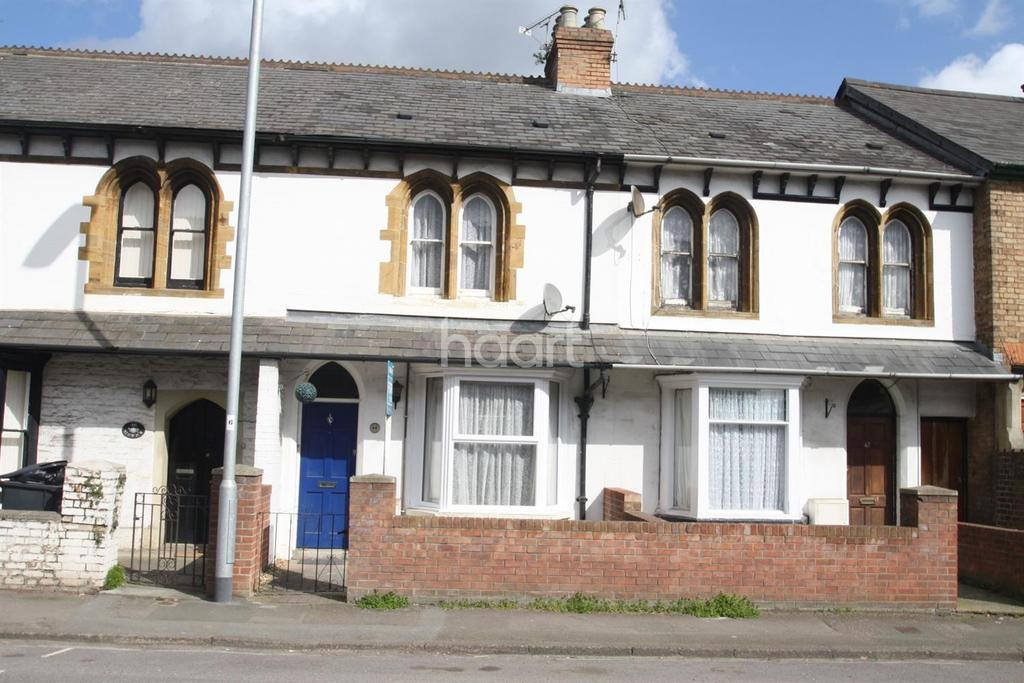 2 Bedrooms Terraced House for sale in Greenway Road, Taunton