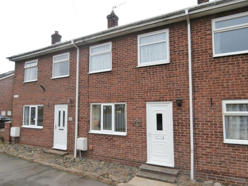 2 Bedrooms Terraced House for sale in Briary Cottages, Dimlington Road, Easington