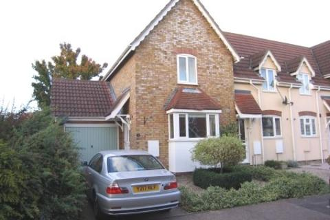 3 bedroom end of terrace house to rent - Burwell