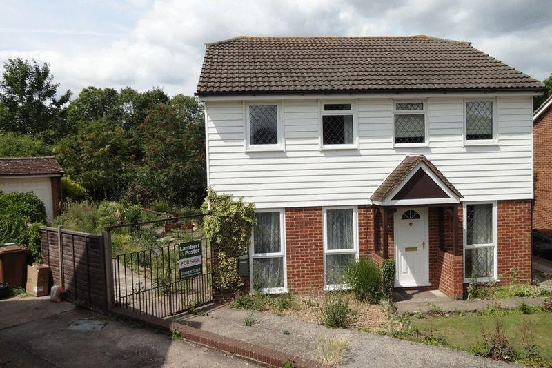 2 Bedrooms Semi Detached House for sale in Doddington Court, Maidstone