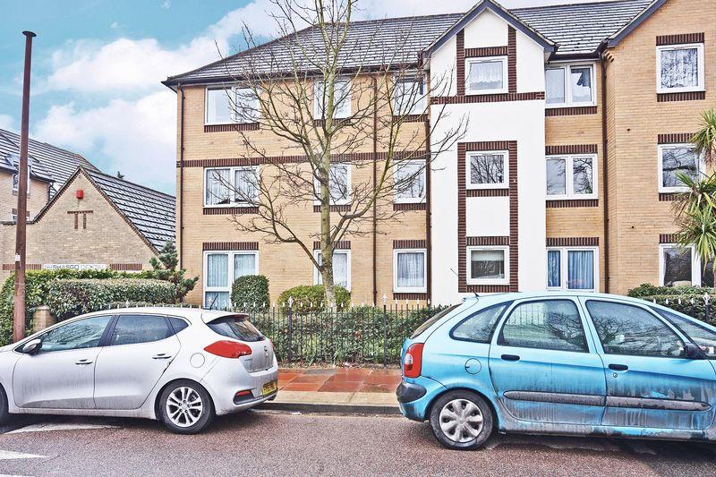 1 Bedroom Retirement Property for sale in Lansdown Road, Sidcup