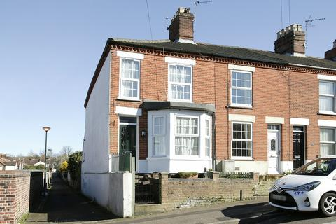 3 bedroom end of terrace house for sale - Spencer Street, Norwich