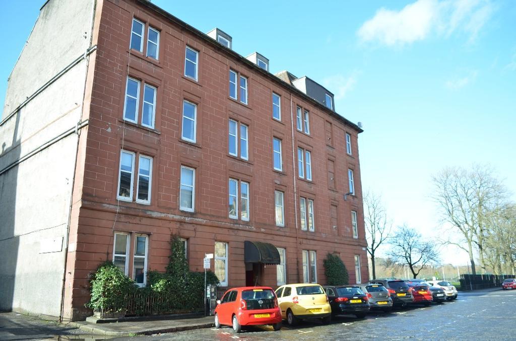1 Bedroom Flat for sale in Gray Street, Flat 3/4, Finnieston, Glasgow, G3 7TX