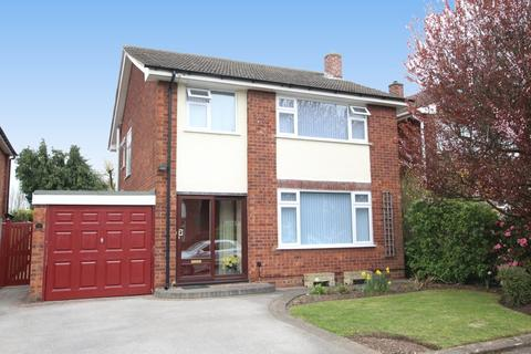 3 bedroom detached house for sale - Garnett Drive, Sutton Coldfield, B75 6AG
