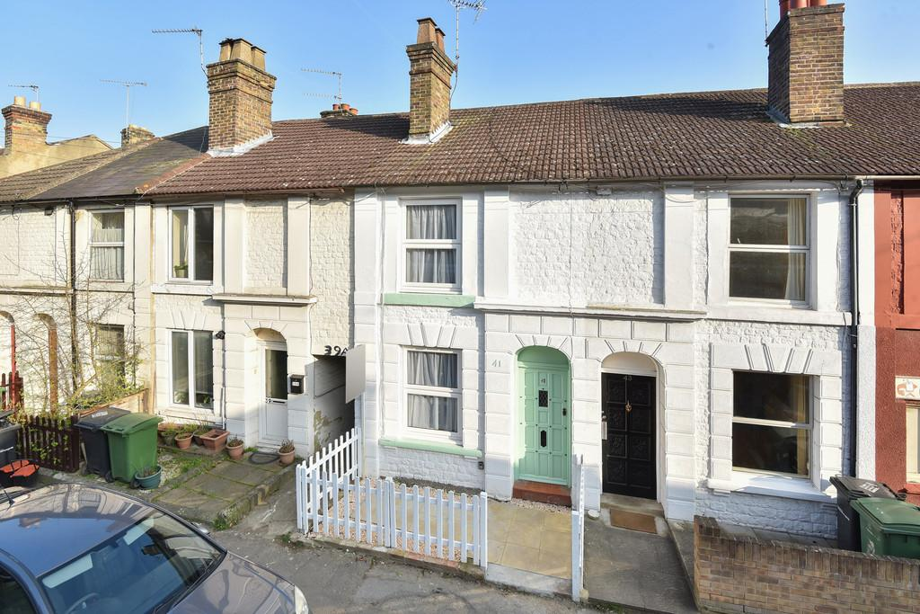 2 Bedrooms Terraced House for sale in Bower Place, Maidstone
