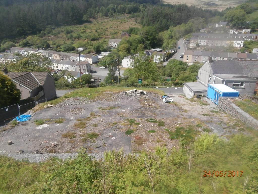 Land Commercial for sale in Building Land at Station Road, Nantymoel, Bridgend, Bridgend County Borough, CF32 7RD.