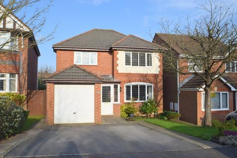 4 bedroom detached house for sale - 30 Llwyn Y Groes, Broadlands, Bridgend, Bridgend County Borough, CF31 5AJ
