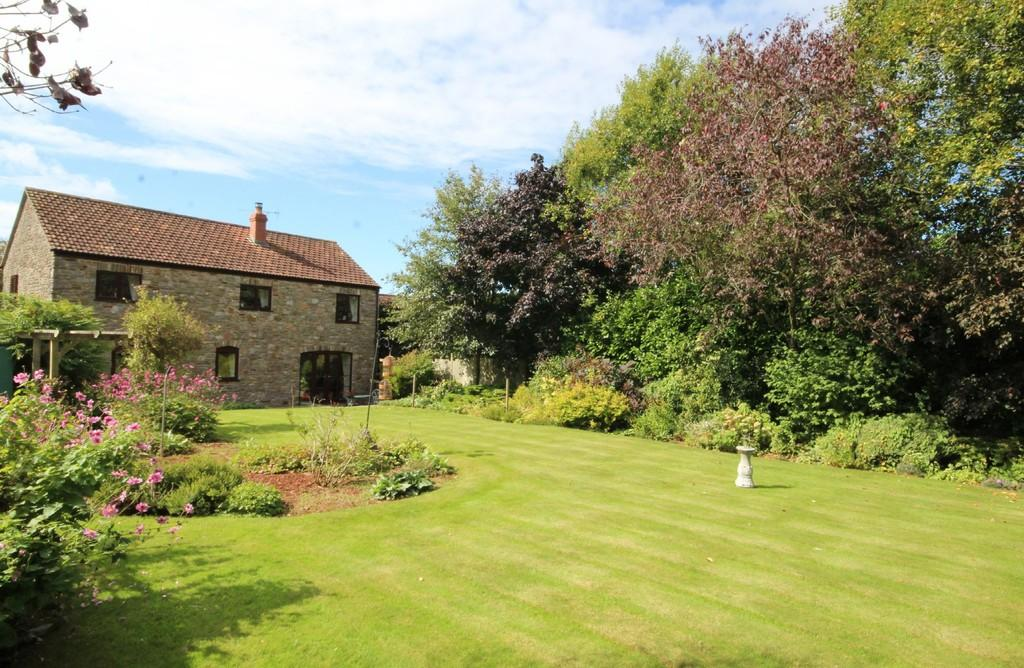 4 Bedrooms Barn Conversion Character Property for sale in Temple Bridge, Temple Cloud