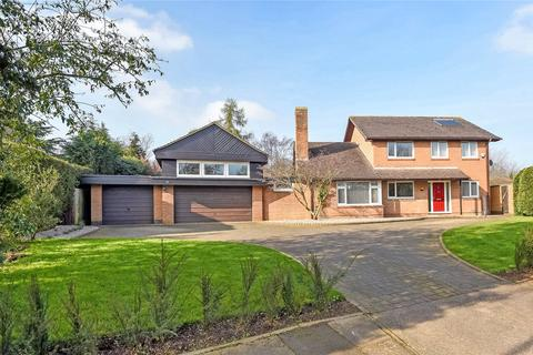5 bedroom detached house for sale - Thorburn Road, Weston Favell, Northampton, Northamptonshire, NN3