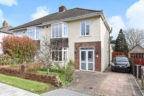 4 bedroom semi-detached house for sale - Sandyleaze, Westbury on Trym, Bristol, BS9