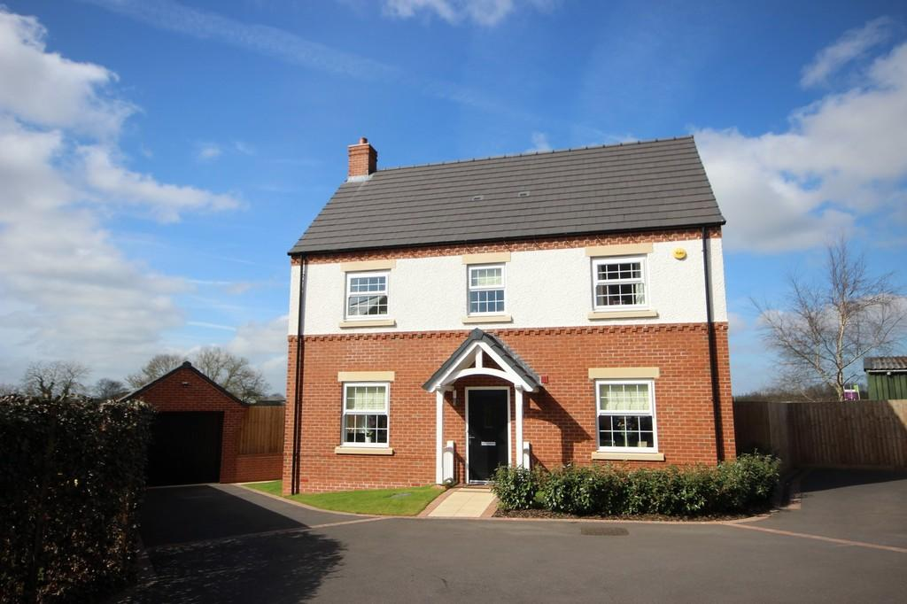 4 Bedrooms Detached House for sale in Phillip Bent Road, Ashby De La Zouch