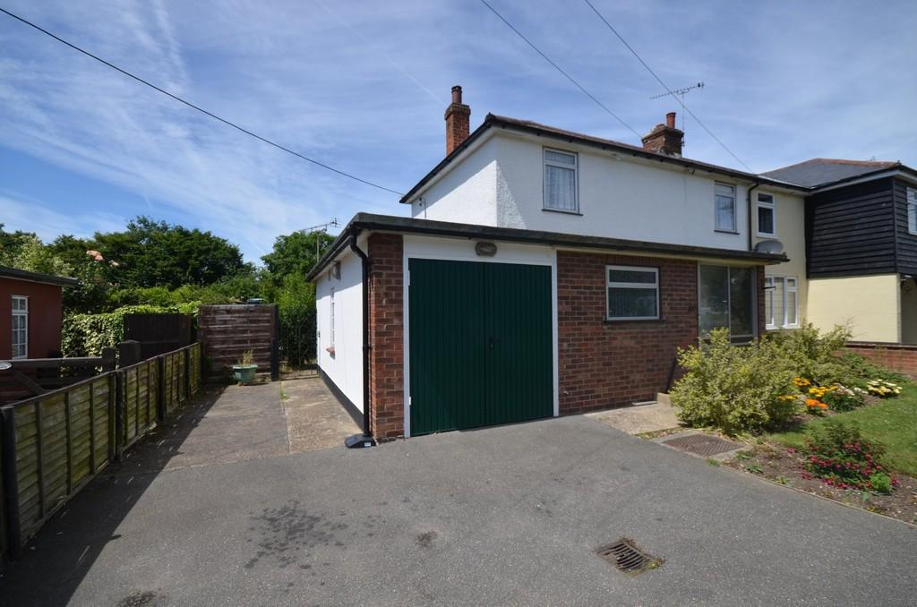 3 Bedrooms Semi Detached House for sale in Kelvedon Road, Wickham Bishops