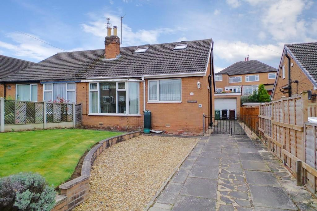 3 Bedrooms Semi Detached House for sale in 14 CLIFFORD MOOR ROAD, BOSTON SPA, LS23 6PG