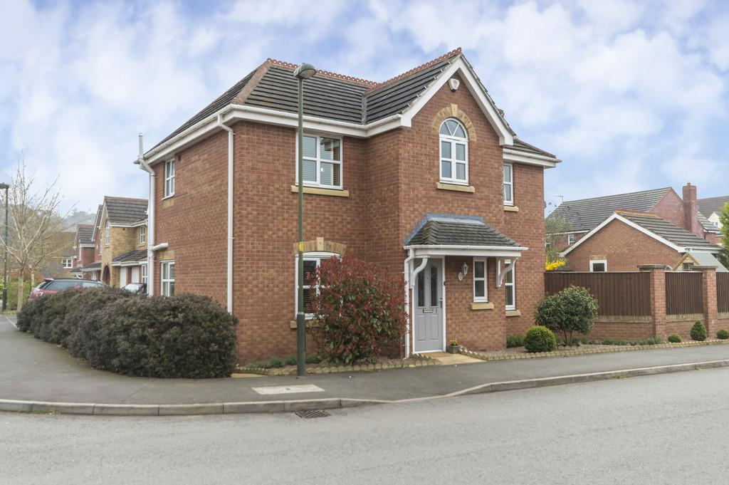 4 Bedrooms Detached House for sale in Leapgate Avenue, Stourport-on-Severn