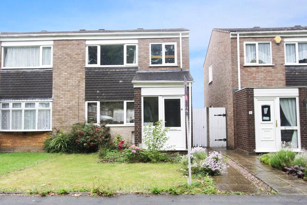 3 Bedrooms Semi Detached House for sale in Bramber, Belgrave