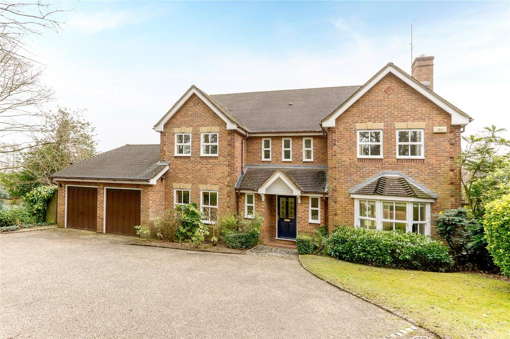 5 Bedrooms Detached House for rent in Chiltern Manor Park, Great Missenden, Buckinghamshire, HP16