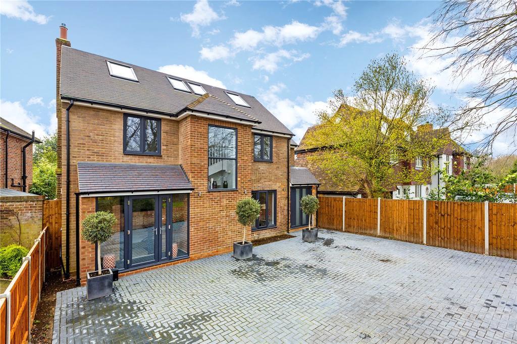 6 Bedrooms Detached House for sale in Sandy Lane, Richmond, Surrey, TW10
