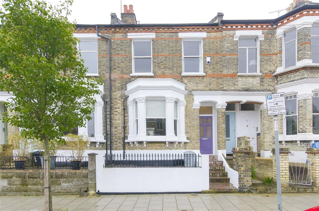 5 Bedrooms Terraced House for sale in Ringford Road, Putney, London, SW18