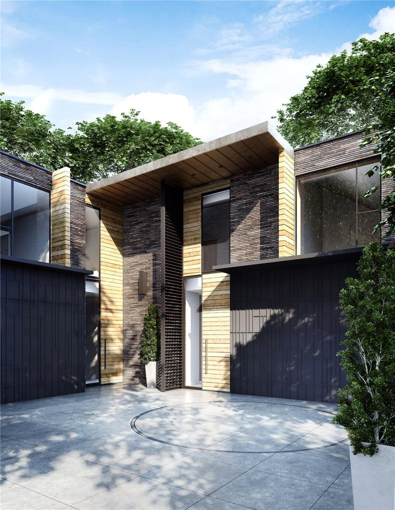 Plot Commercial for sale in Grove End Road, London, NW8