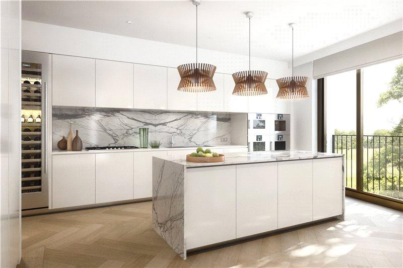 3 Bedrooms Flat for sale in G8 St. Edmund's Terrace, Primrose Hill, London, NW8