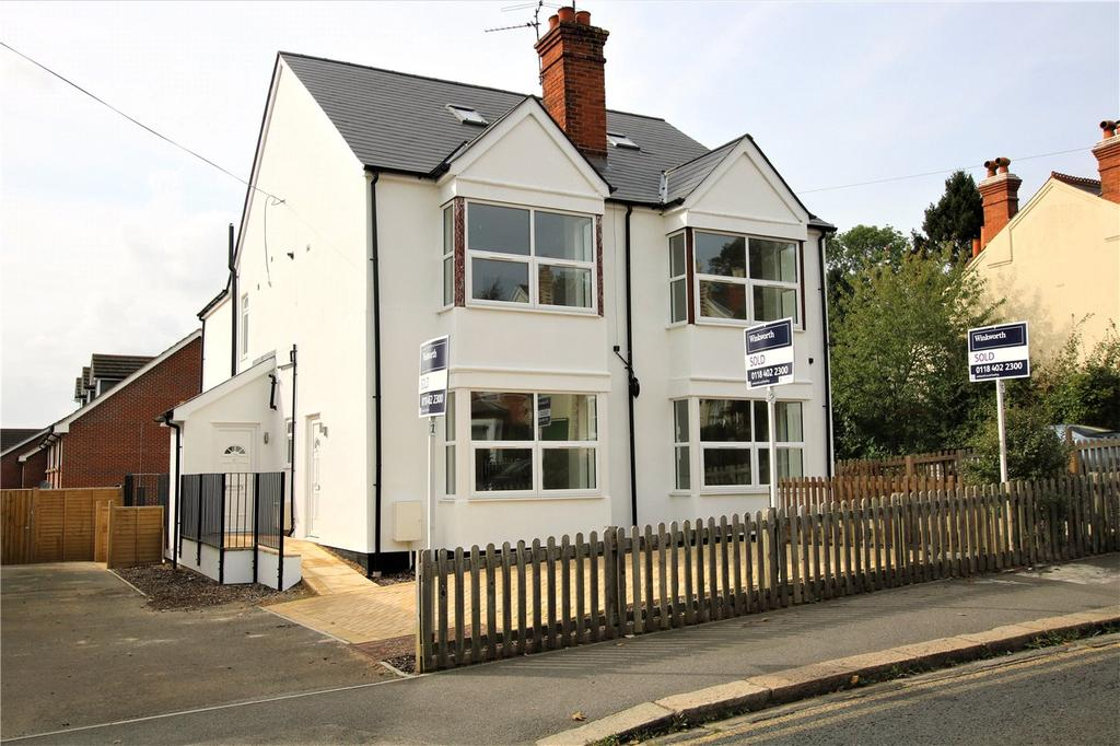 Studio Flat for sale in Northumberland Avenue, Reading, Berkshire, RG2