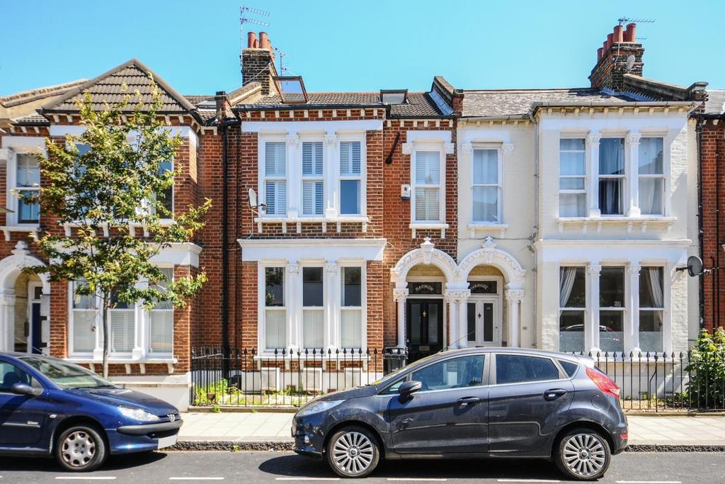 1 Bedroom Flat for sale in Edgeley Road, Clapham, SW4