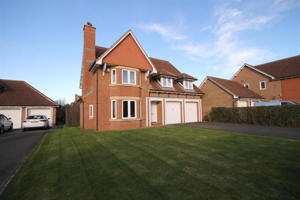 5 Bedrooms Detached House for sale in Hampstead Gardens, Hartlepool