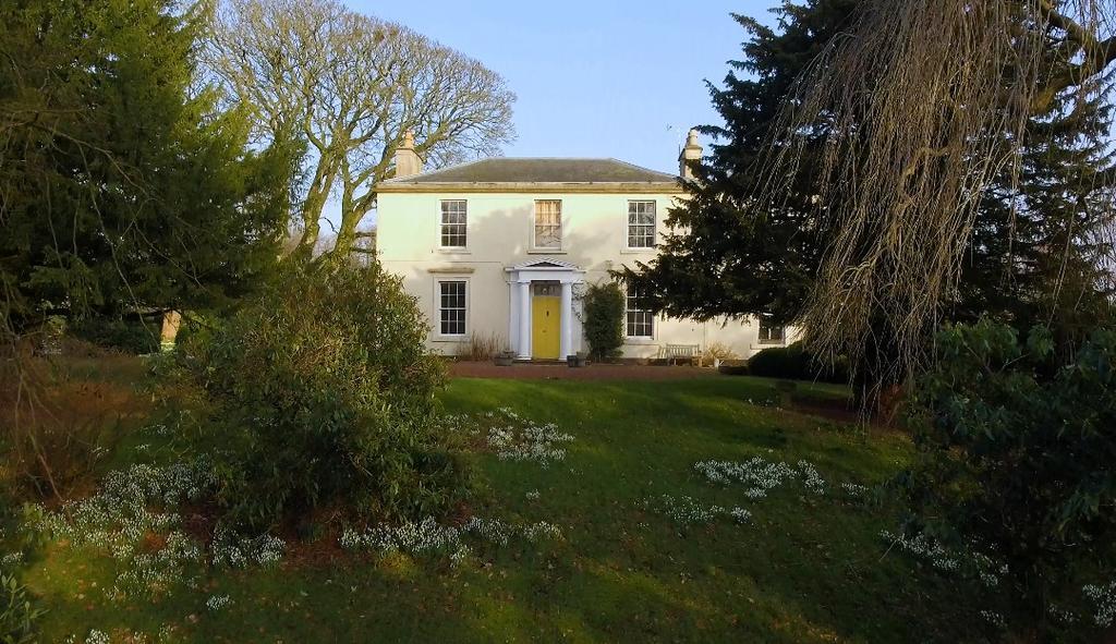 4 Bedrooms Detached House for sale in Castlehill, Kittochside, Carmunnock, Glasgow, G76 9ES