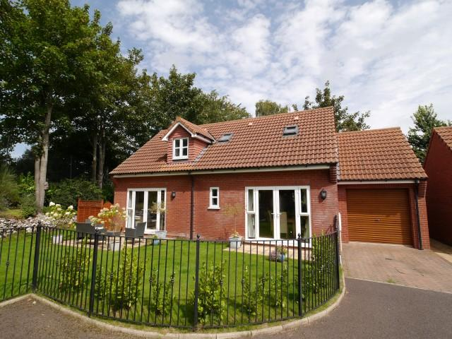 4 Bedrooms Detached House for sale in Berry Court, Wellington TA21