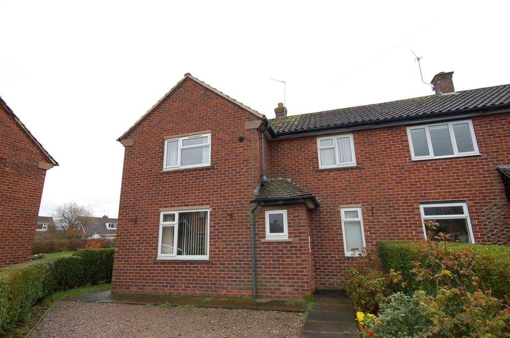 3 Bedrooms Semi Detached House for sale in Lawton Gate Estate, Church Lawton