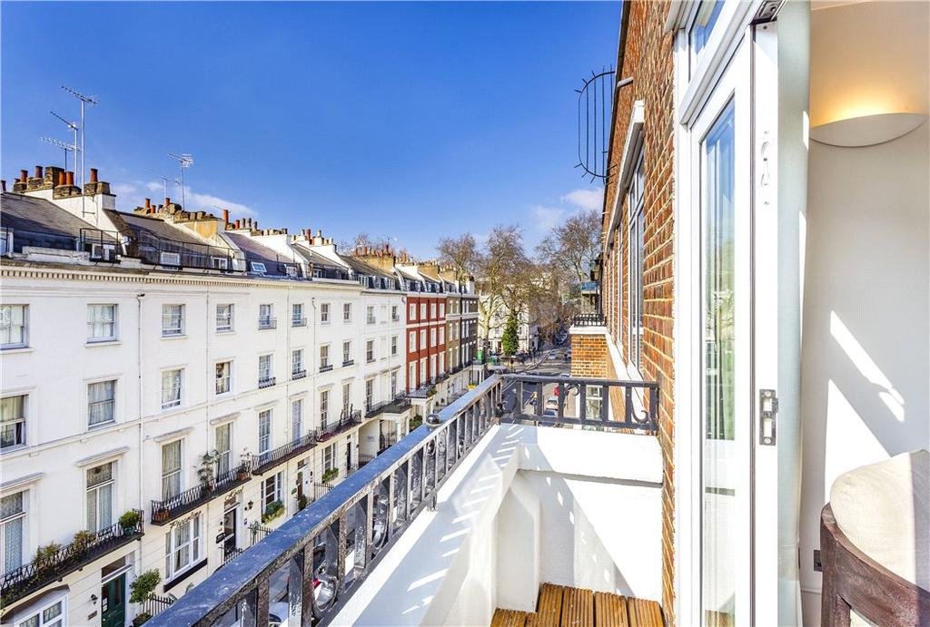 2 Bedrooms Flat for sale in Radnor Lodge, Sussex Place, Hyde Park, London, W2