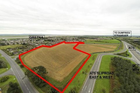 Land for sale - Victory Avenue, Gretna, Dumfriesshire