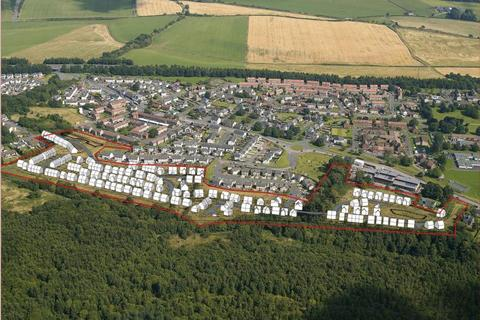Land for sale - Touchhill Farm, Plean, Stirlingshire