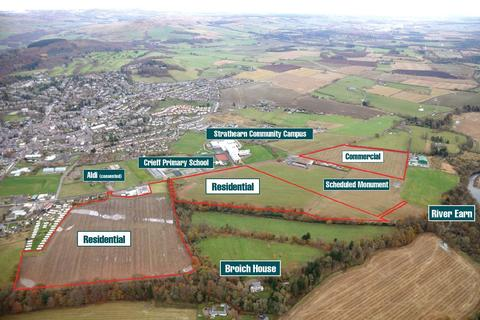Land for sale - Broich Road, Crieff, Perthshire