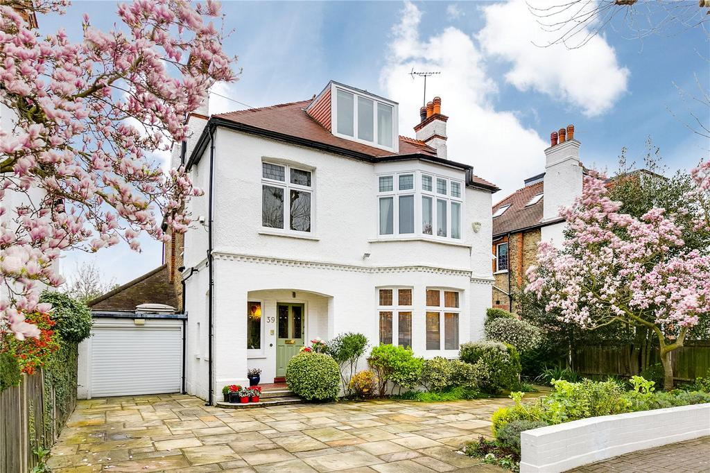 5 Bedrooms Detached House for sale in Chartfield Avenue, Putney, London