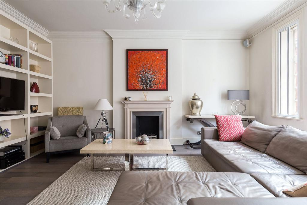 4 Bedrooms Flat for sale in Hornton Street, Kensington, London